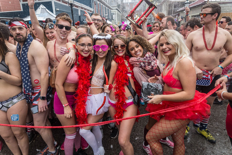 Cupid's Undie Run