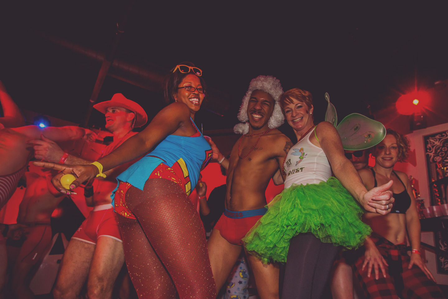 Cupid's Charity - Undie Run Costumes