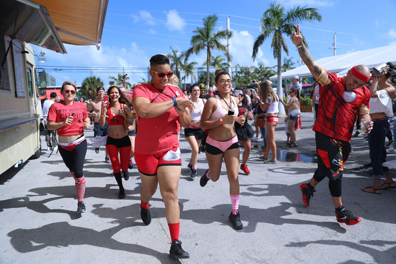 Cupid run miami
