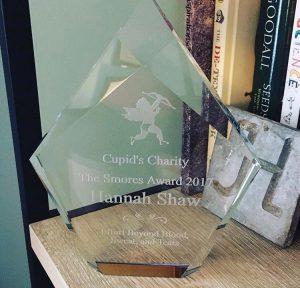 Cupid's Undie Run Award