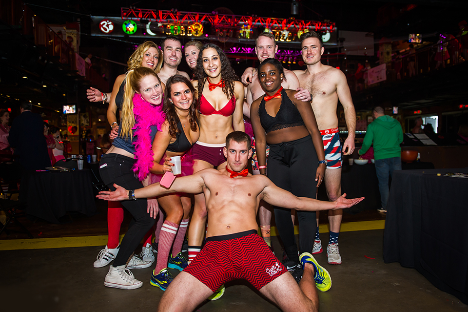 Cupid's Undie Run - Costumes