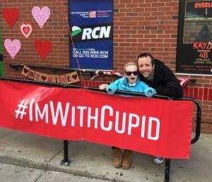 Cupid's Charity Kayleigh Mann