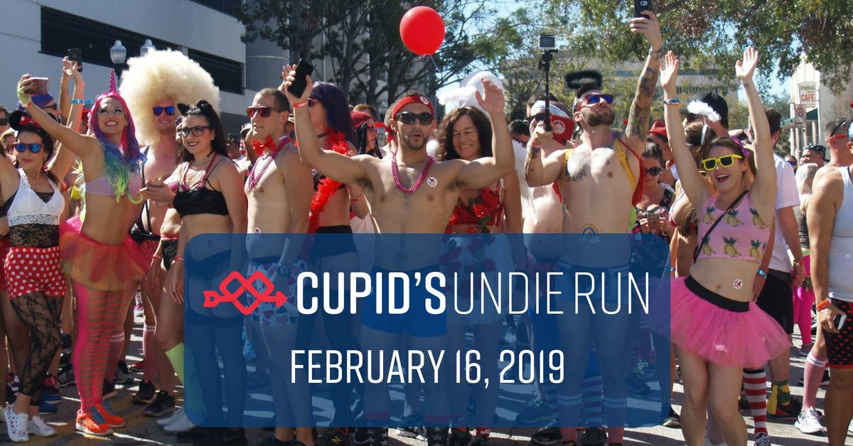 Atlanta Cupid S Undie Run 2019